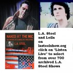 L.A. Steel television show page