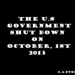 shutdown notice