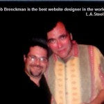 Rob Brenckman World's Best Website Designer