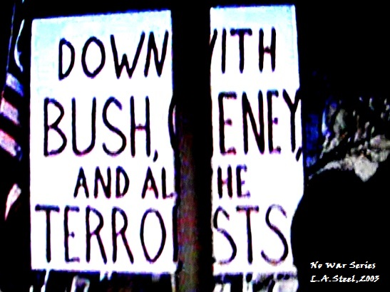 Bush Cheney Terrorists