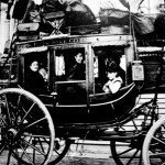 Stage Coach c.1860-1880