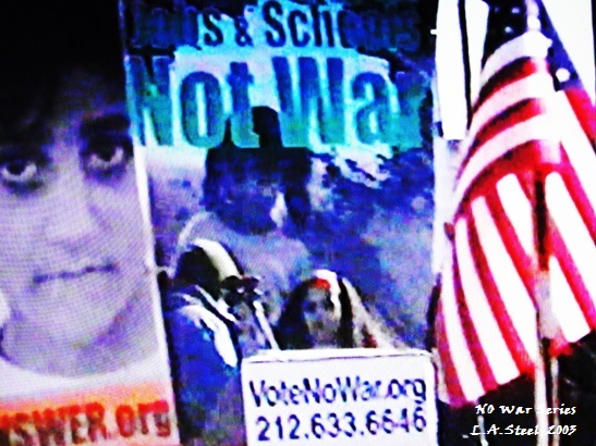 Vote No War.org