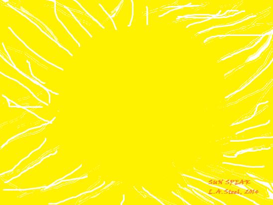 sun speak, 2014