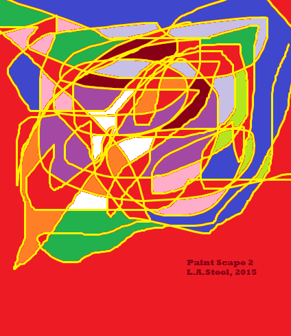 paint scape 2  2015