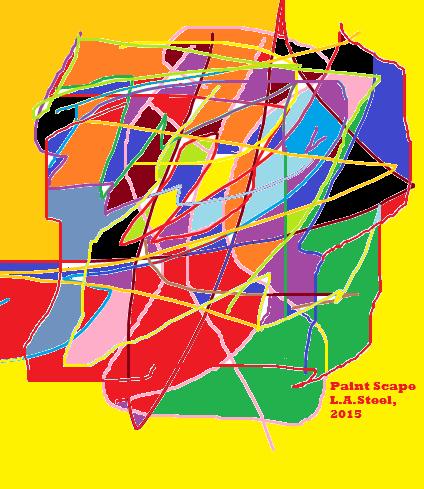 paint scape 2015