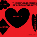 REPUBLICAN HOUSE OF CARDS CANDIDATES