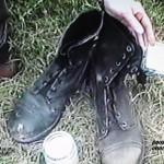 Camp Casey Fallen Soldiers'Boot Memorial