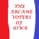 ARCANE VOTERS OF IOWA