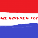BERNIE WINS NEW YORK