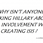 CREATING ISIS