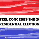 LASTEEL CONCEDES THE 2016 ELECTION