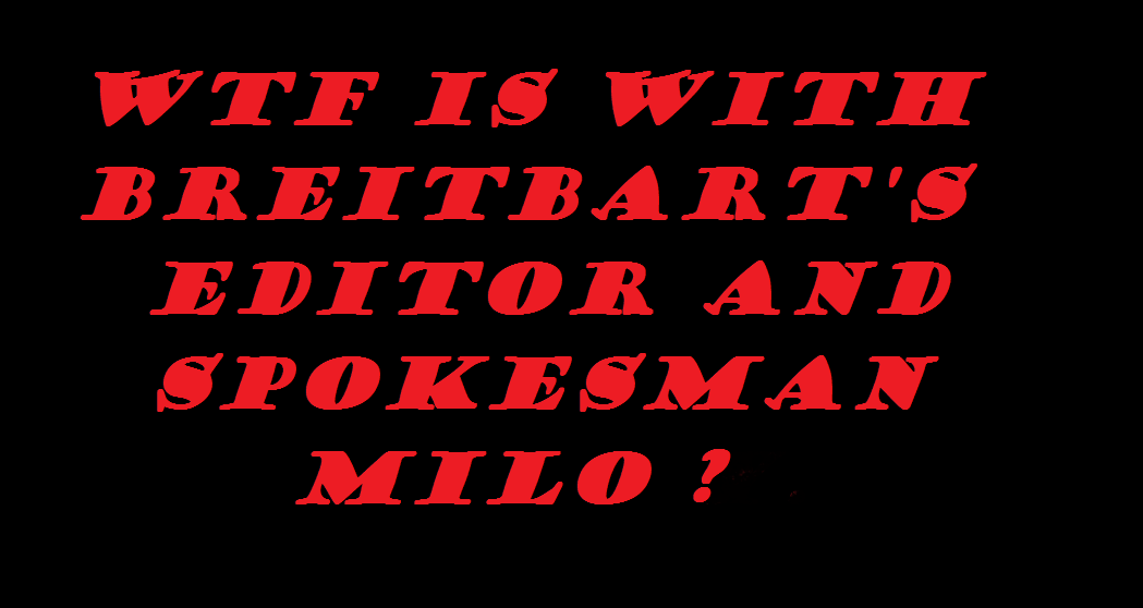 wtf is with milo