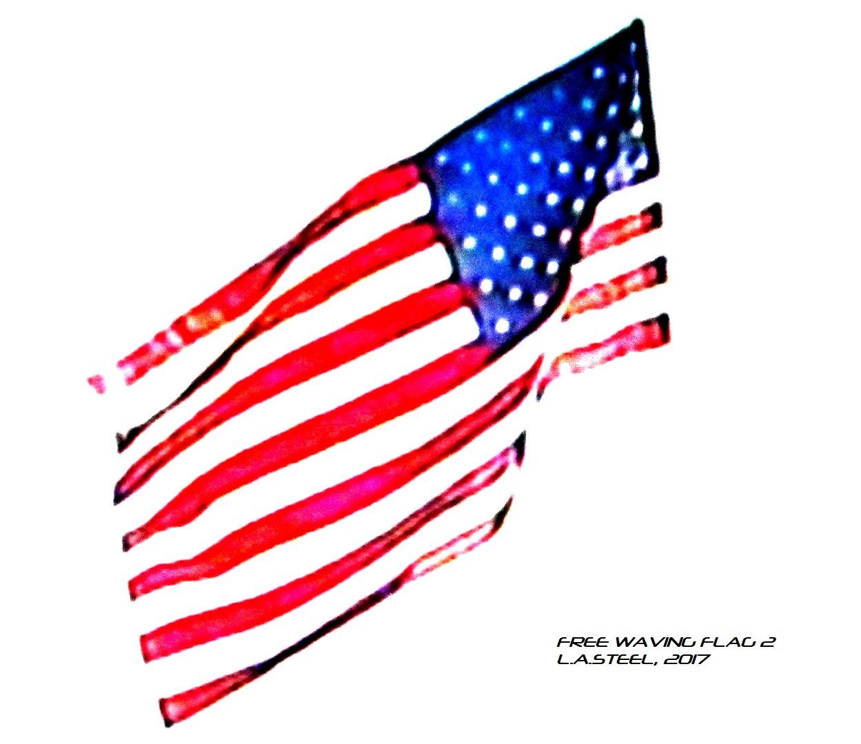 FREE WAVING FLAG 3