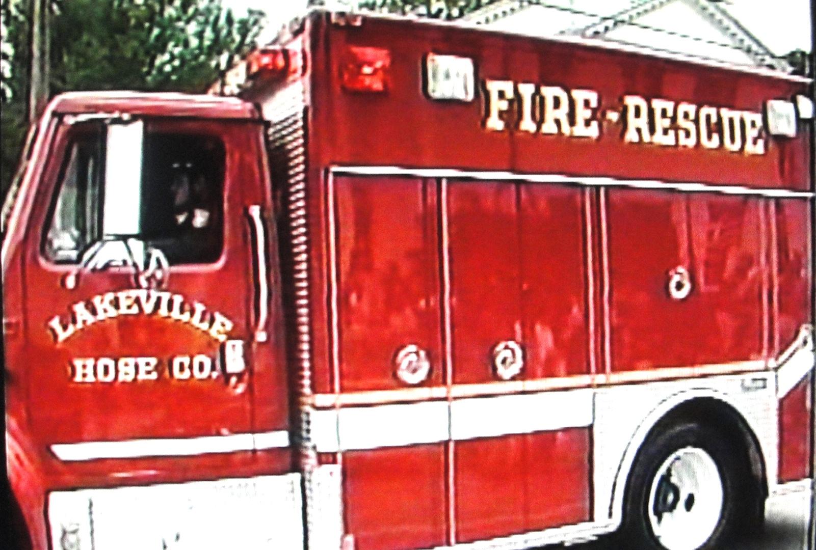 lakeville fire truck 2002