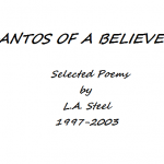 cantos of believer selected poems 1997-2003