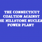 THE CT COALITION AGAINST MILLSTONE TITLE DOC. TITLE PAGE 2017