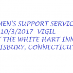 WOMEN'S SUPPORT SERVICES AT WHITE HART INN