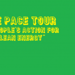 the pace tour title page