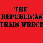 the republican train wreak 2018