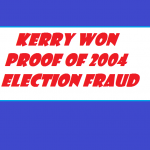 KERRY WON 2004