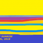 sunday sunrise 2018