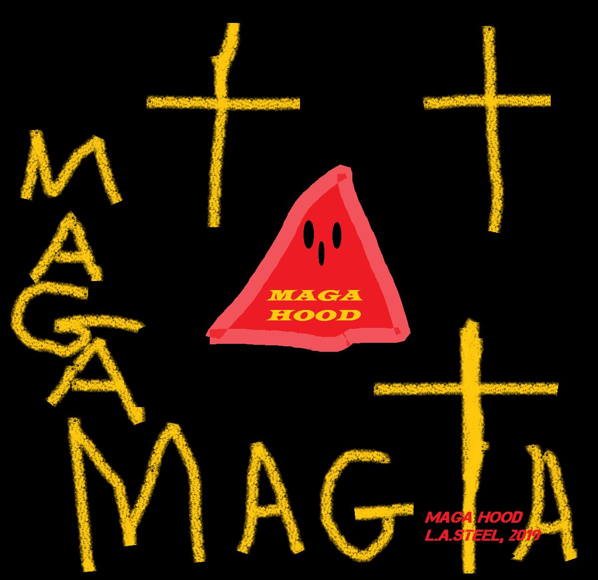 MAGA HOOD 2019
