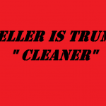 mueller is trump's cleaner 2019