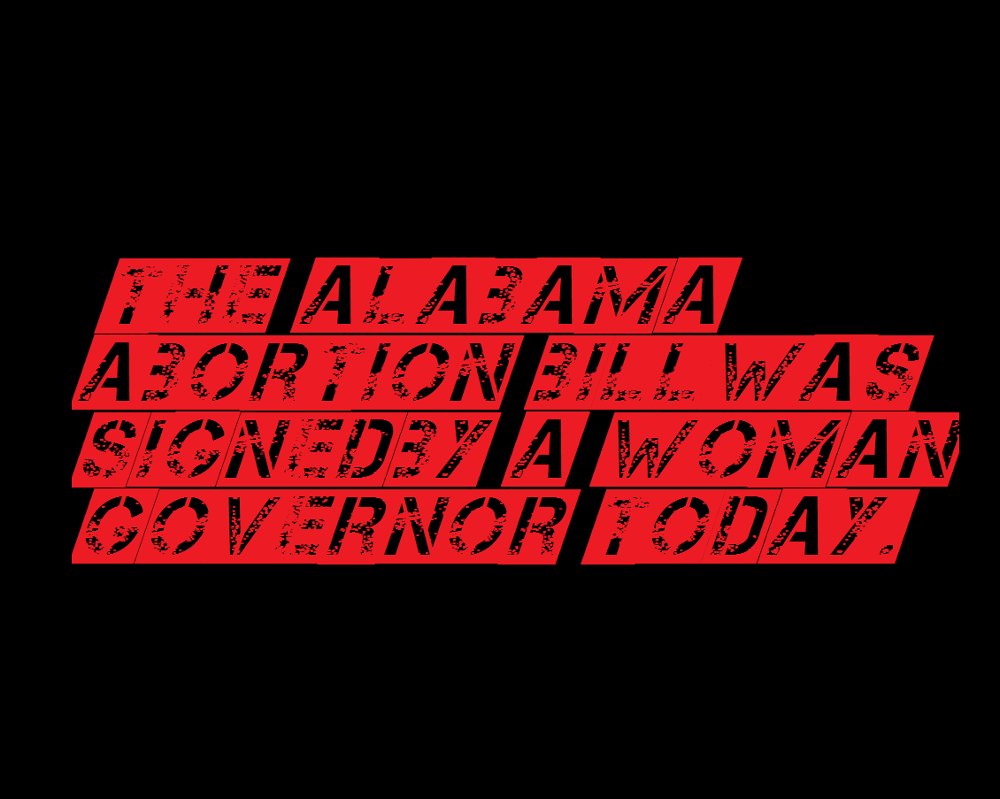 alabama abortion bill 2019