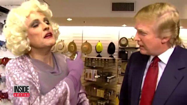 rudy boy and trump