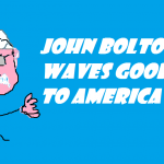 john bolton waves goodbye to America 2019