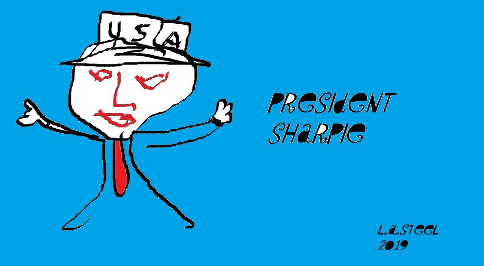 president sharpie 2019
