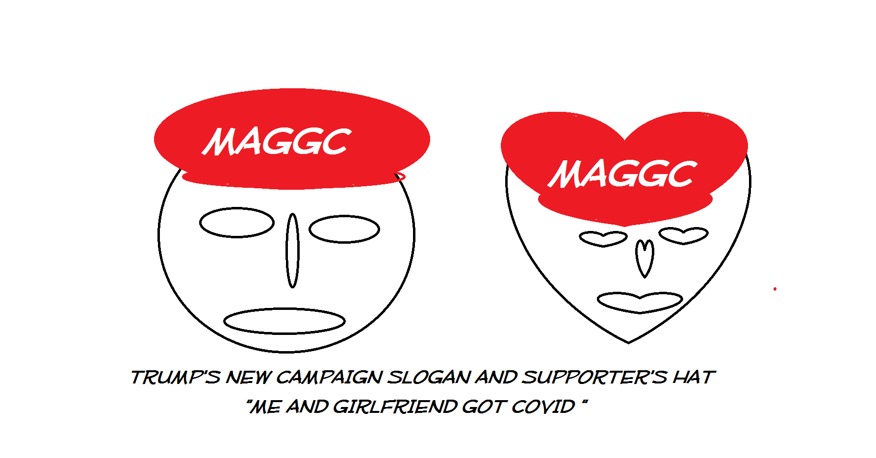 MAGGC NEW TRUMP HAT AND SLOGAN
