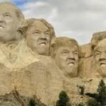 trump on rusmore 2020