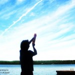 Shooting Chemtrails 2010, Maine signed