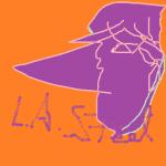 purple headed l.a.steel
