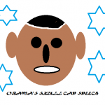 OBAMA'S SKULL CAP SPEECH