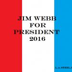 jim webb for president 2016