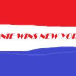 BERNIE WINS NEW YORK