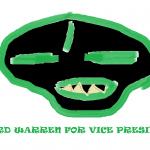 LIZARD WARREN FOR VP