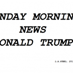 SUNDAY MORNING NEWS 2017