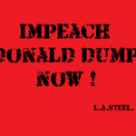impeach donald dump now 2017