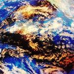 sized earth