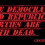 democrat and republican parties are both dead 2018