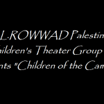 al.rowwad children's theater 2005