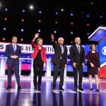 debate picture group So Carolina 2020